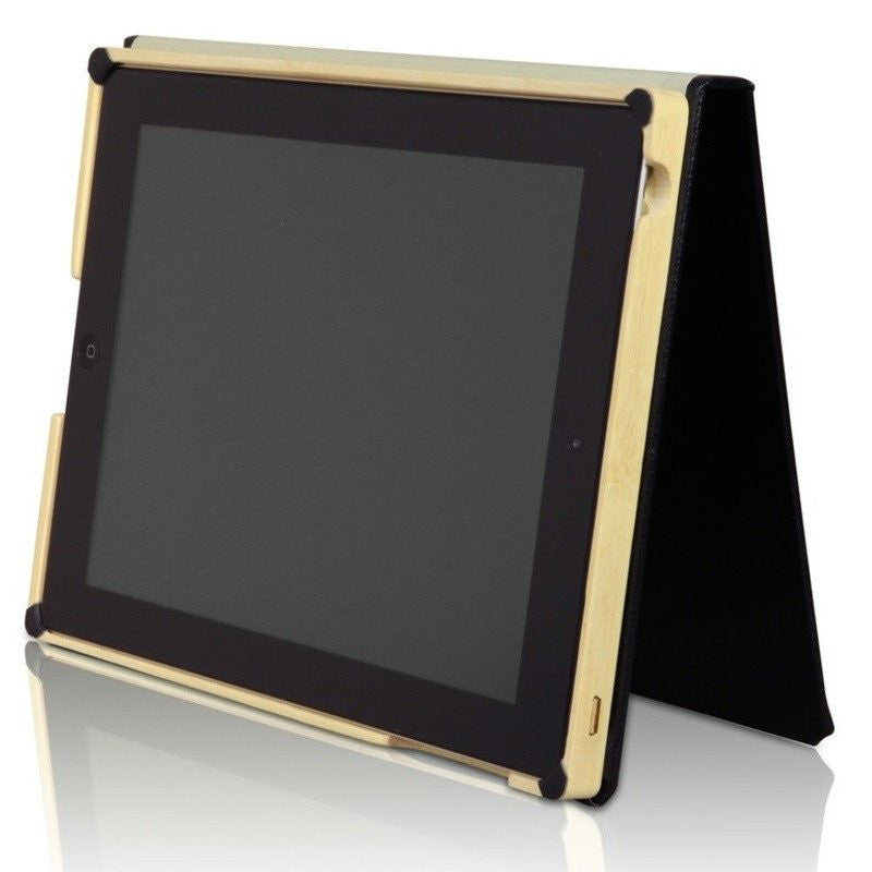 DODOcase Scholar iPad Case for iPad 2/3/4 | Black