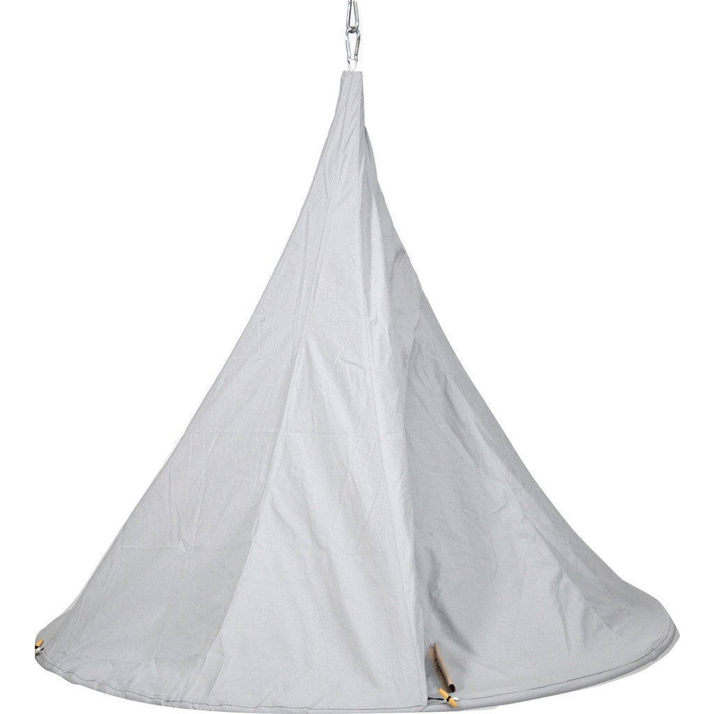 Cacoon Cover Door for Double Hanging Hammock | Light Grey P2006