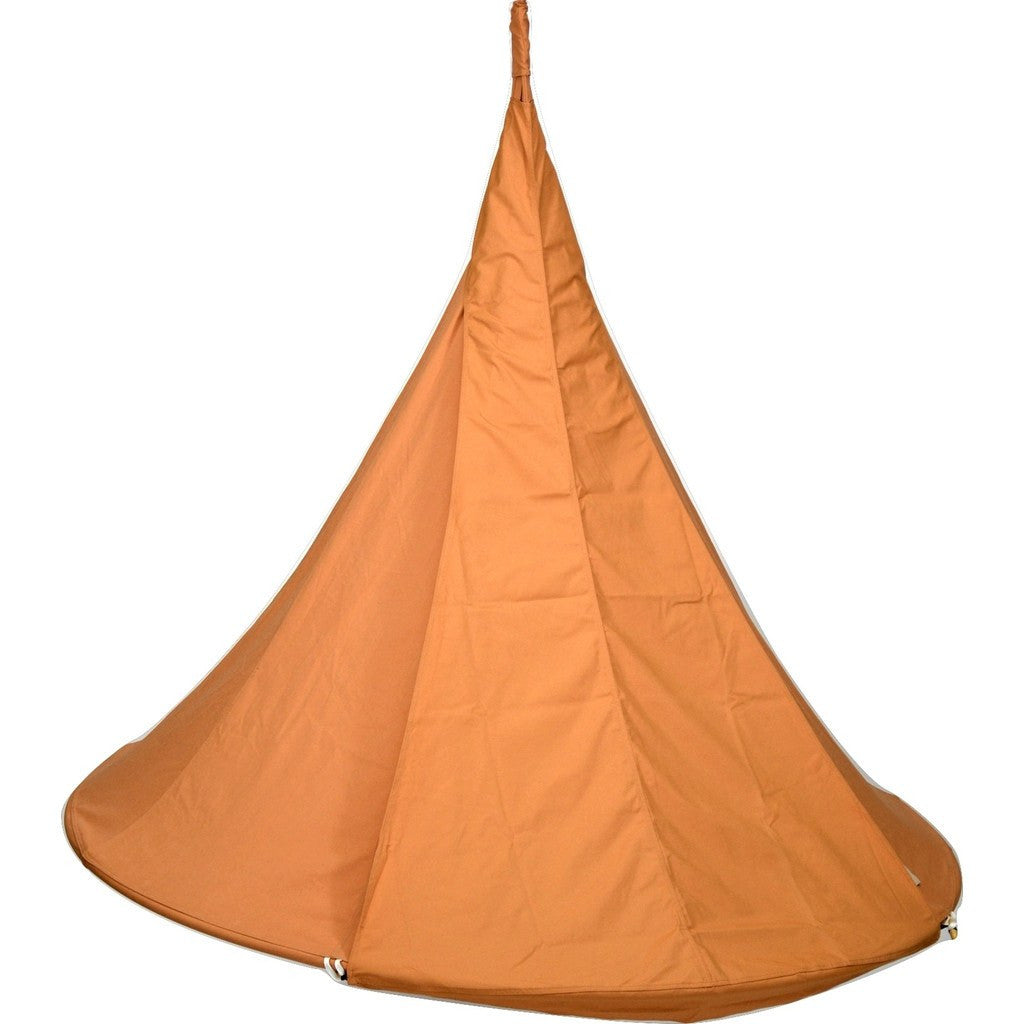 Cacoon Cover Door for Double Hanging Hammock | Mango Orange P2003