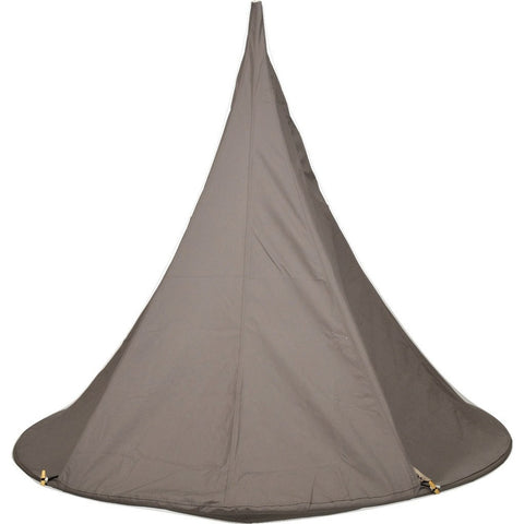 Cacoon Cover Door for Double Hanging Hammock | Deep Taupe P2007