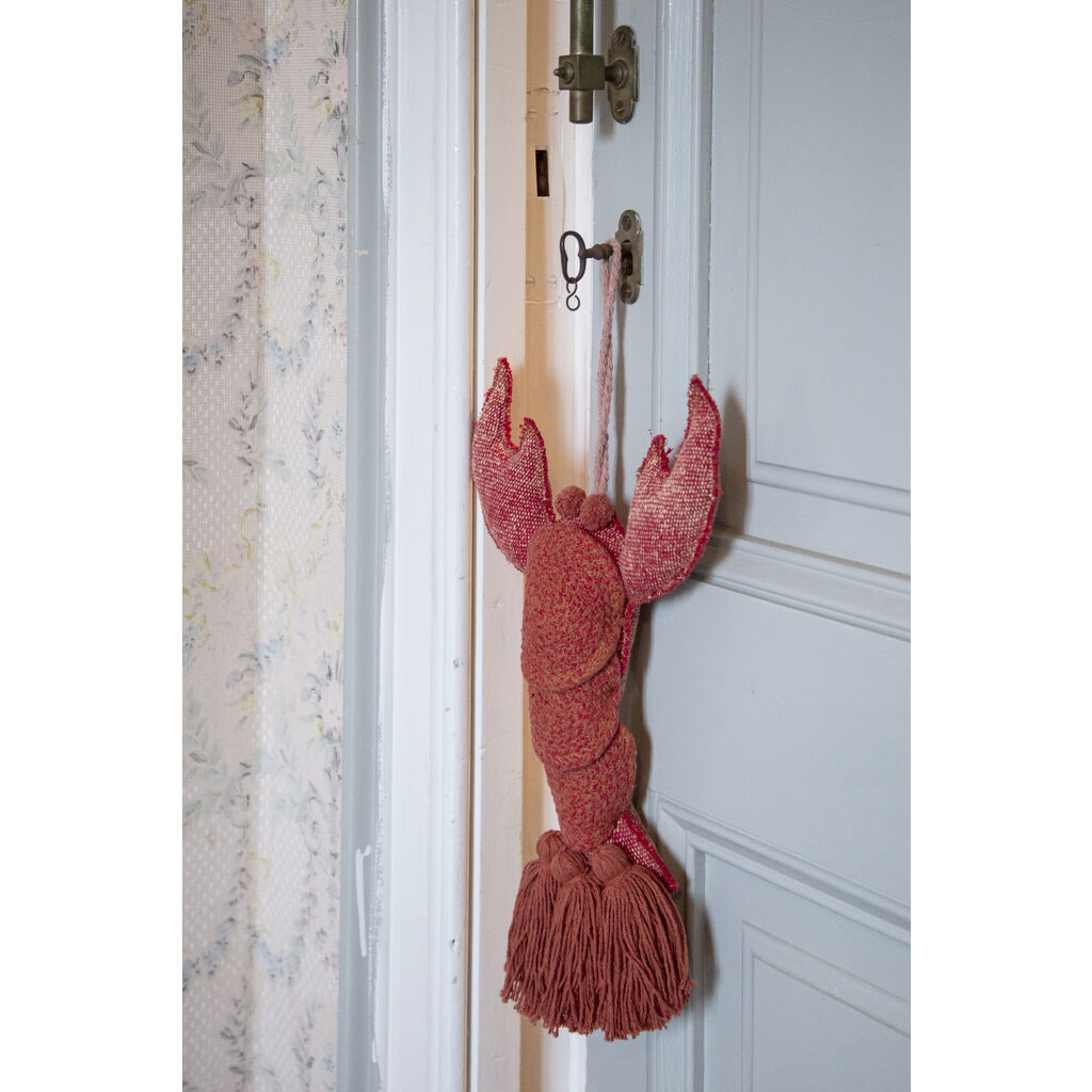 Lorena Canals Lobster Door Hanger
