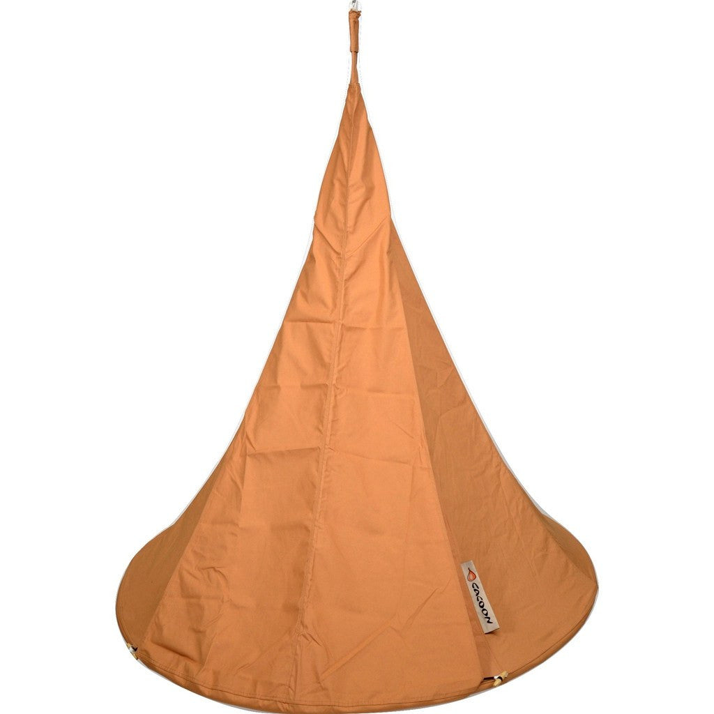 Cacoon Cover Door for Single Hanging Hammock | Mango Orange P1003