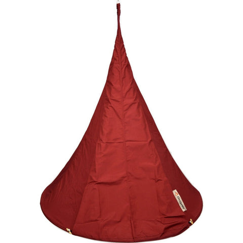 Cacoon Cover Door for Single Hanging Hammock | Chili Red P1005