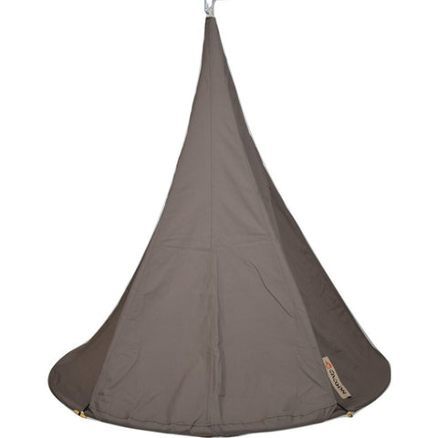 Cacoon Cover Door for Single Hanging Hammock | Deep Taupe P1007