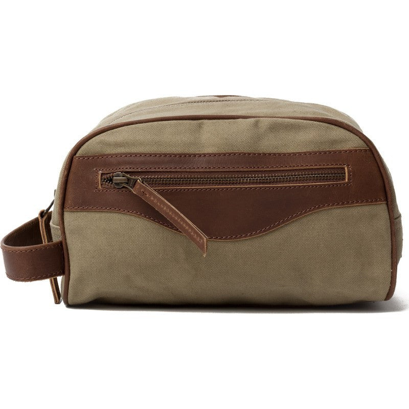United By Blue Travel Case Toiletry Kit | Khaki