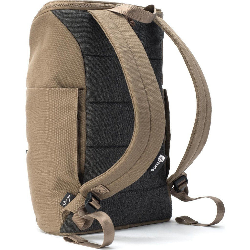 Booq Daypack Backpack | Brown Canvas DP-BRC