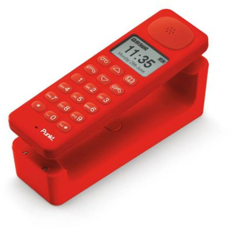 Punkt. DP01 Cordless Phone | Red