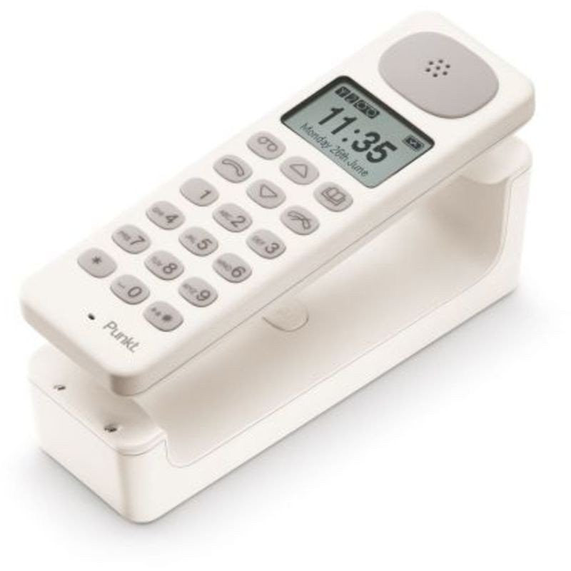 Punkt. DP01 Cordless Phone | White