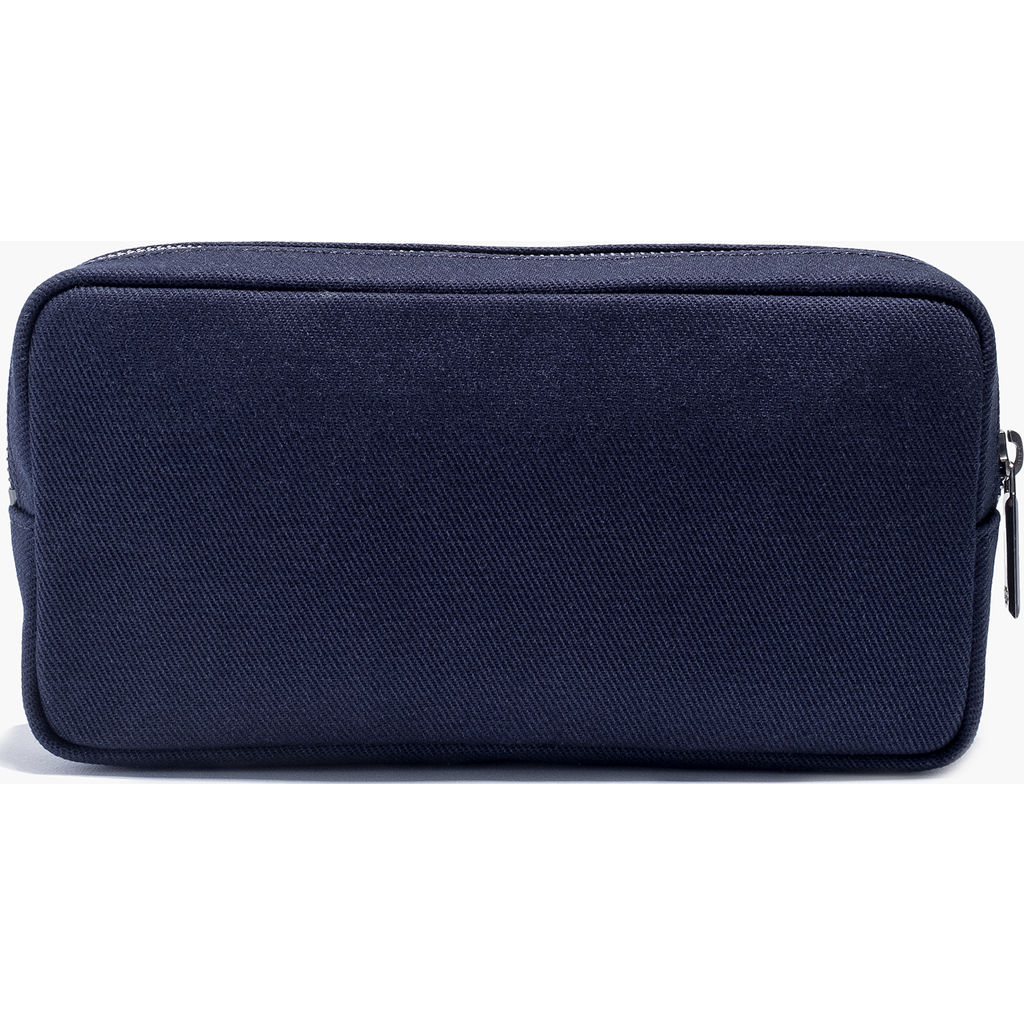 Hook & Albert The Hideaway Twill Bag | Navy