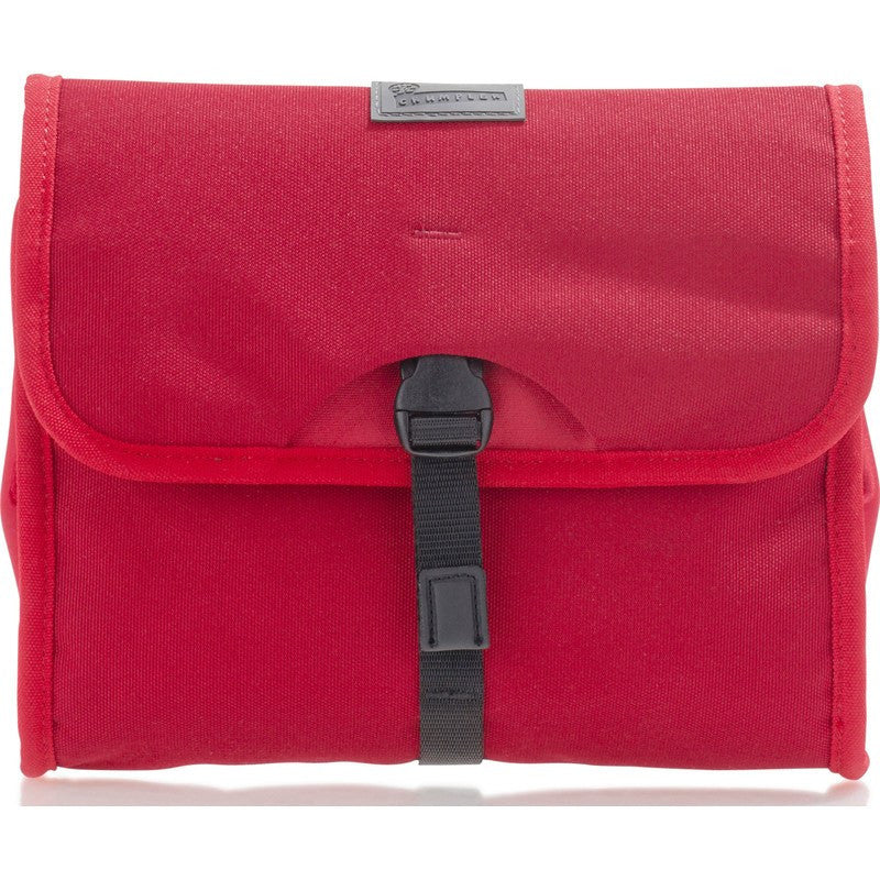 Crumpler Dry Red No 1 Toiletry Kit Crossbody Bag | Red DR1002-R00000