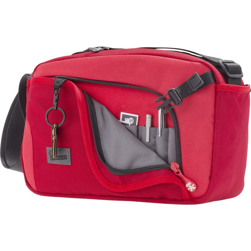 Crumpler Dry Red No 2 Shoulder Bag | Red DR2002-R00G40