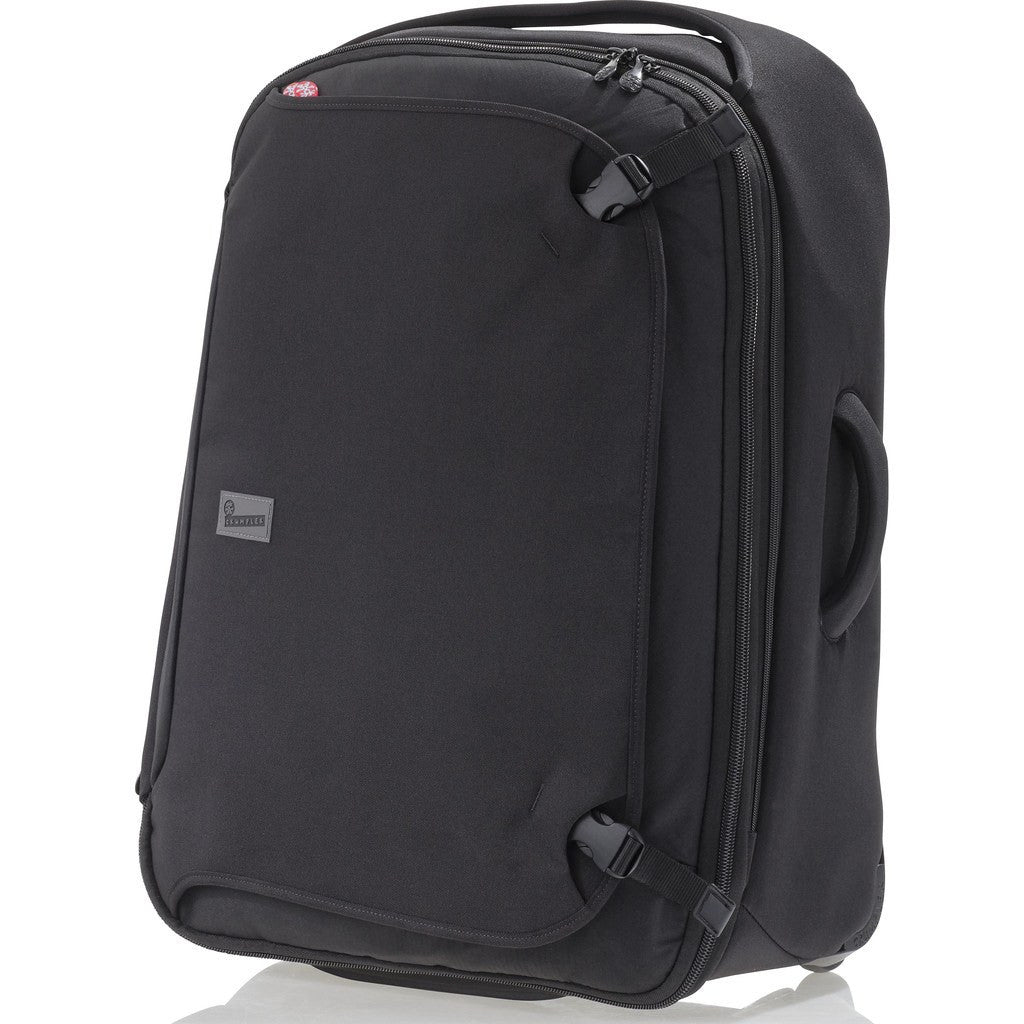 Crumpler Dry Red No 12 Luggage Bag | Black DRG001-B00T68