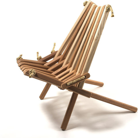 Pioneer Wooden Folding Chair | Mahogany Blend BMAHASH