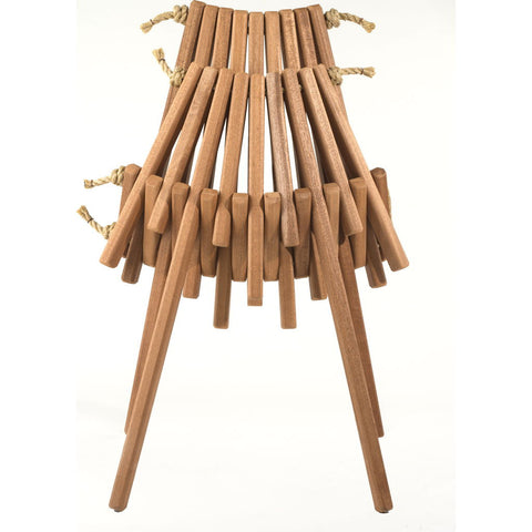 Pioneer Folding Chair | African Mahogany PCMAH
