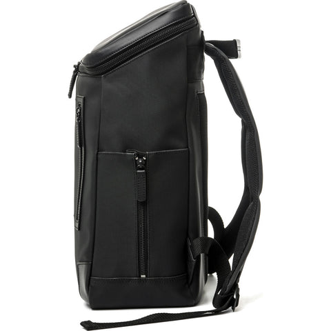 VENQUE Amsterdam Carbon Backpack | Black