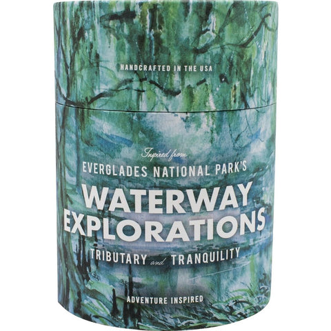 Ethics Supply Co. Organic Scented Candle | Everglades Waterway Explorations