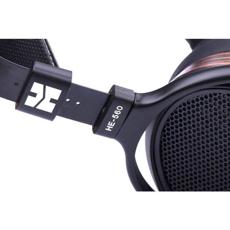 HiFiMAN HE-560 Headphones | Black/Wood