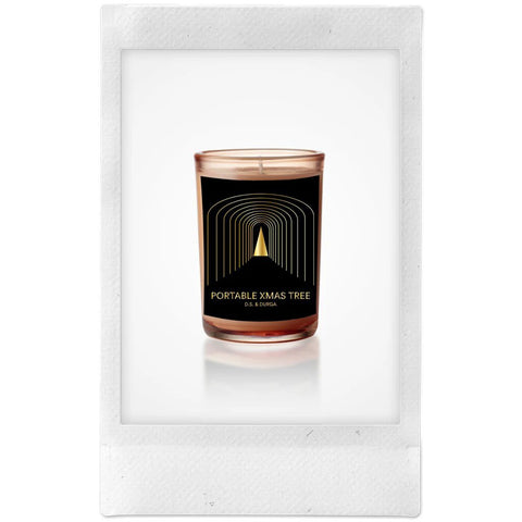 D.S. & Durga Scented Candle | Portable Xmas Tree