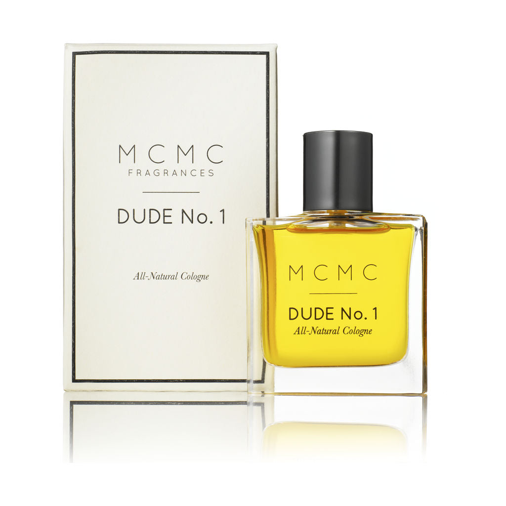MCMC Fragrances All Natural Cologne | Dude No. 1 DN1-CL