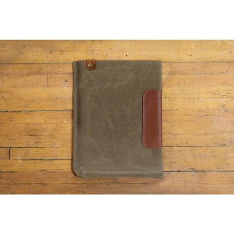 DODOcase Durables iPad 2/3/4 Sleeve | Sage
