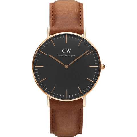 Daniel Wellington Classic Durham Watch | Rose Gold 36mm