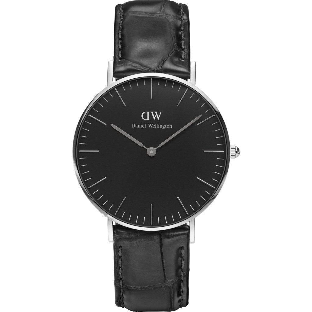 Daniel Wellington Classic Reading Watch | Silver 36mm