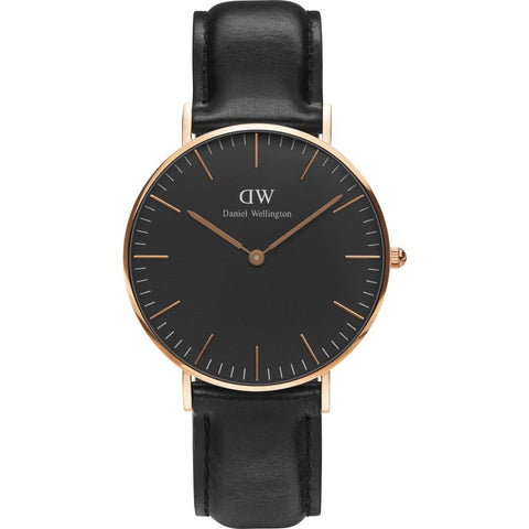 Daniel Wellington Classic Sheffield Watch | Rose Gold 36mm
