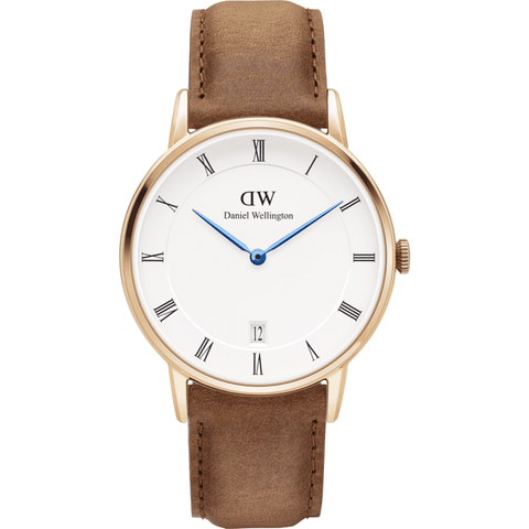 Daniel Wellington Dapper Durham Watch | Rose Gold 34mm DW00100113