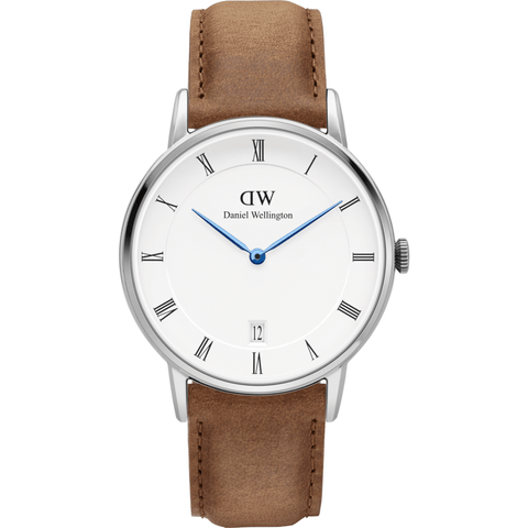 Daniel Wellington Dapper Durham Watch | Silver 34mm DW00100114