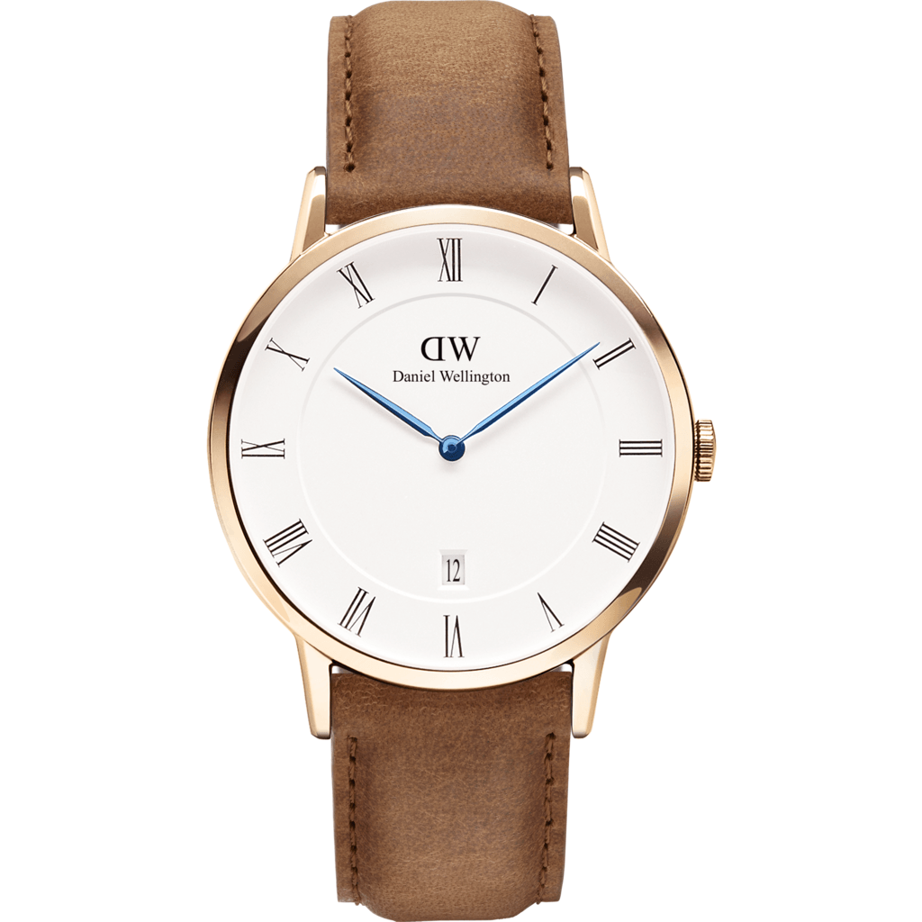 Daniel Wellington Dapper Durham Watch | Rose Gold 38mm DW00100115