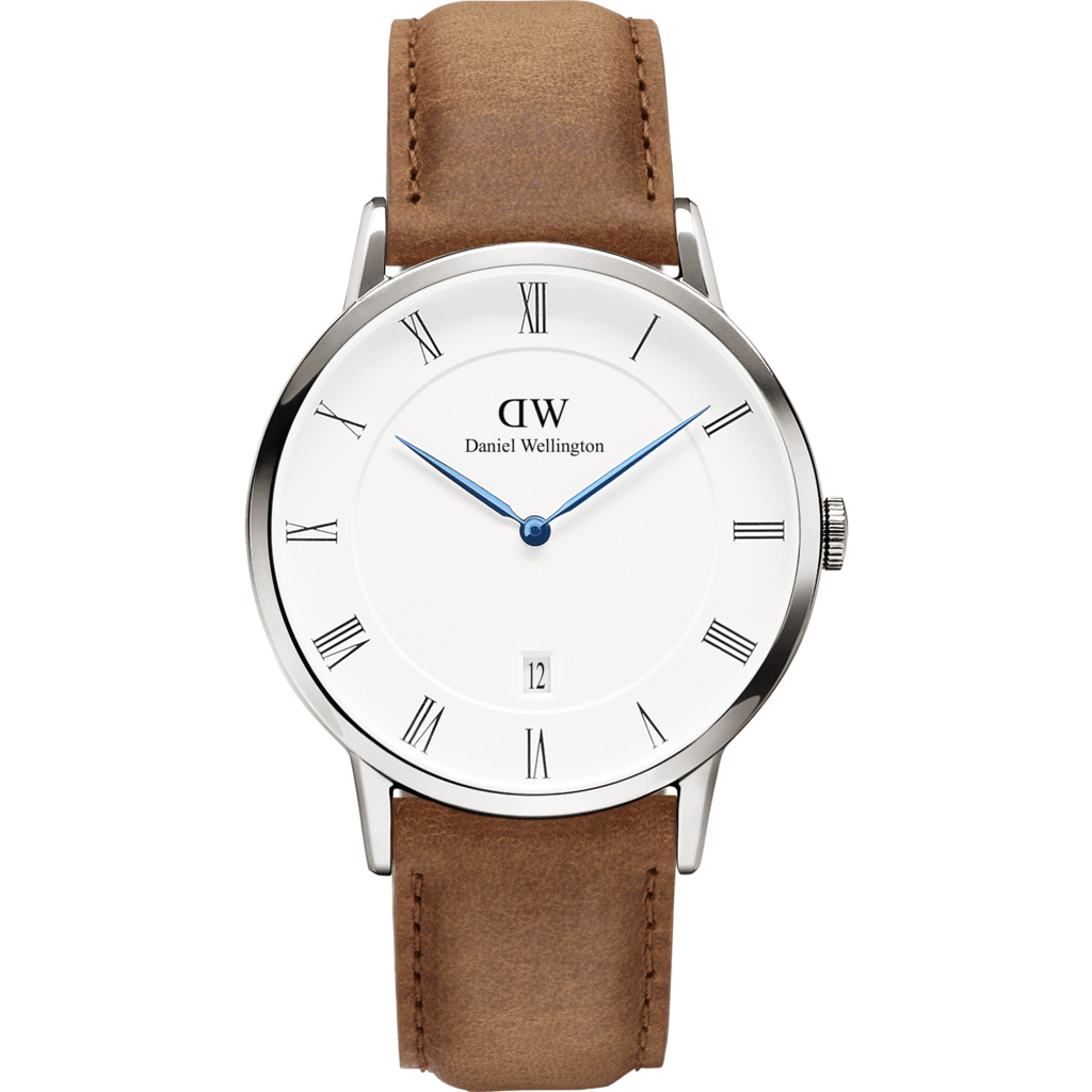 Daniel Wellington Dapper Durham Watch | Silver 38mm DW00100116