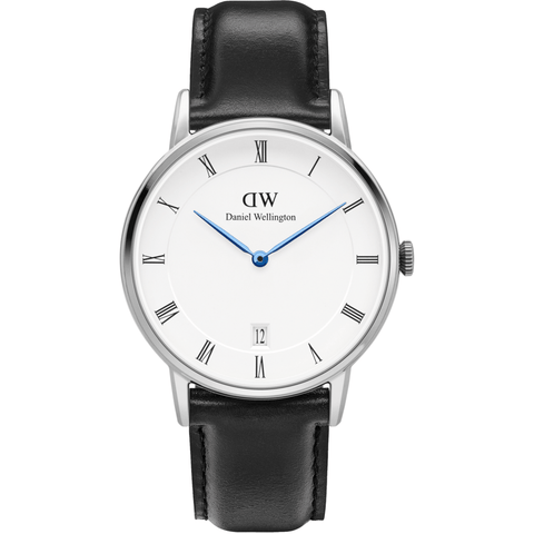 Daniel Wellington Dapper Sheffield Watch | Silver 34mm DW00100096