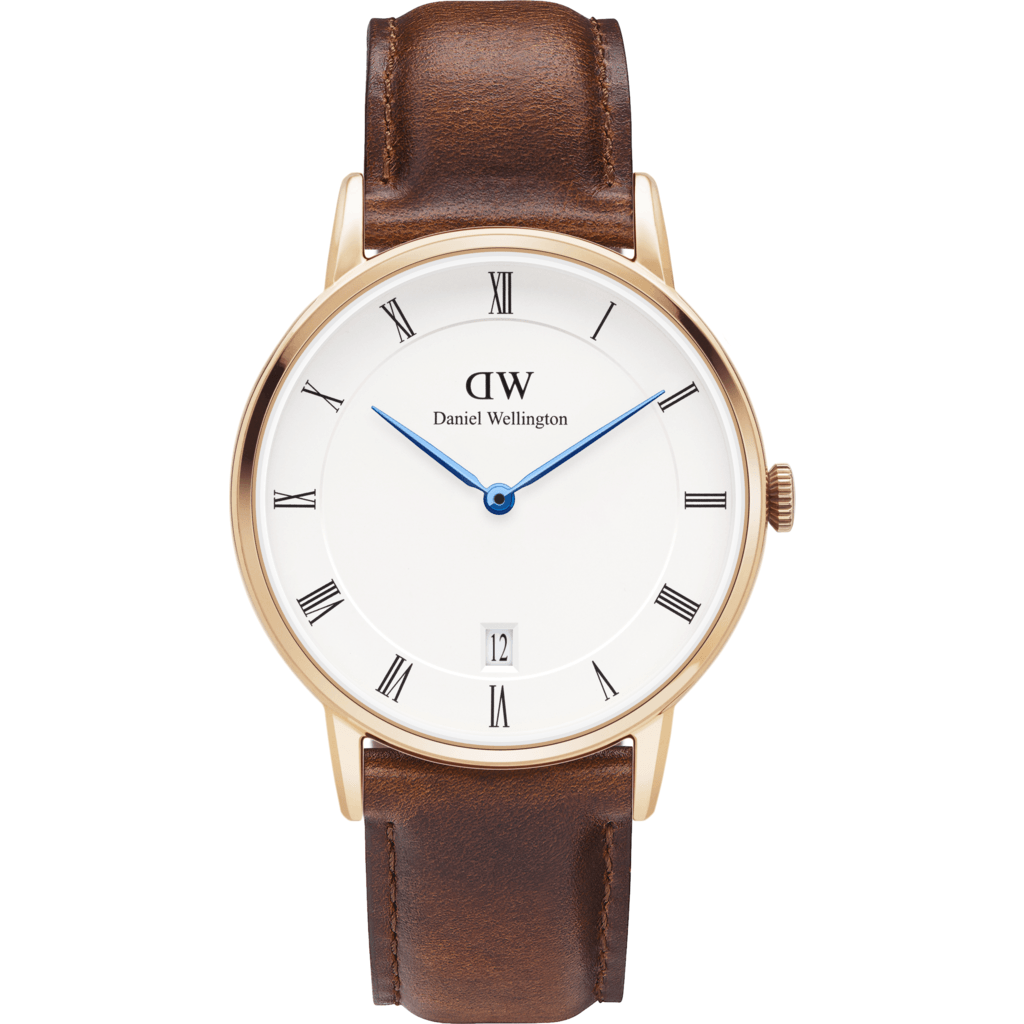 daniel wellington dapper st mawes watch rose gold 34mm sportique. Black Bedroom Furniture Sets. Home Design Ideas