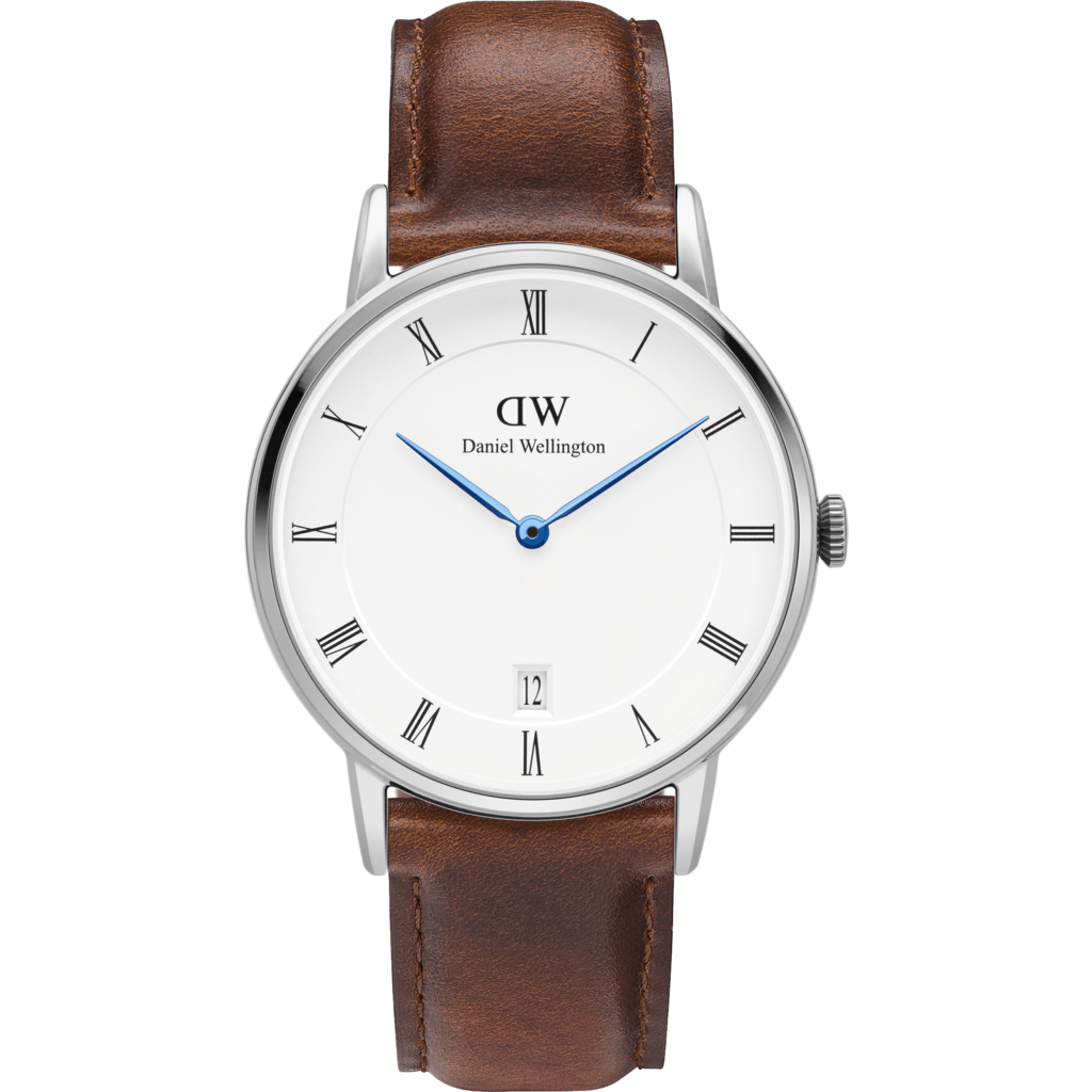 Daniel Wellington Dapper St. Mawes Watch | Silver 34mm DW00100095