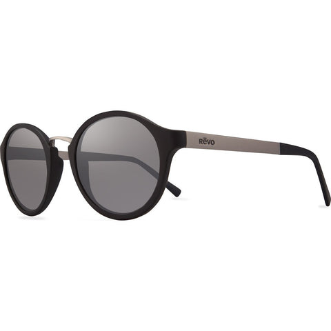 Revo Eyewear Dalton Matte Black Sunglasses | Graphite RE 1043 01 GGY