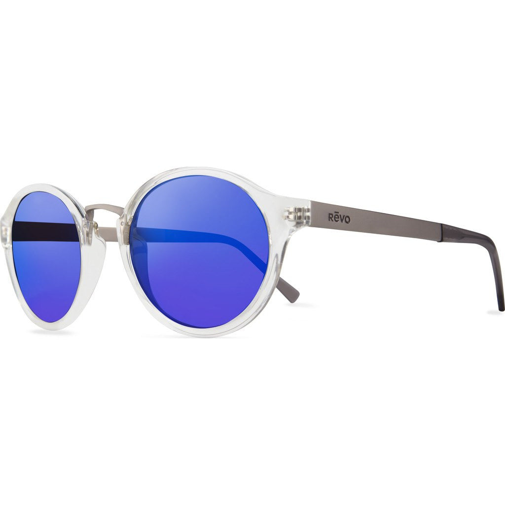 Revo Eyewear Dalton Shiny Crystal Sunglasses | H20 Blue RE 1043 09 GBH