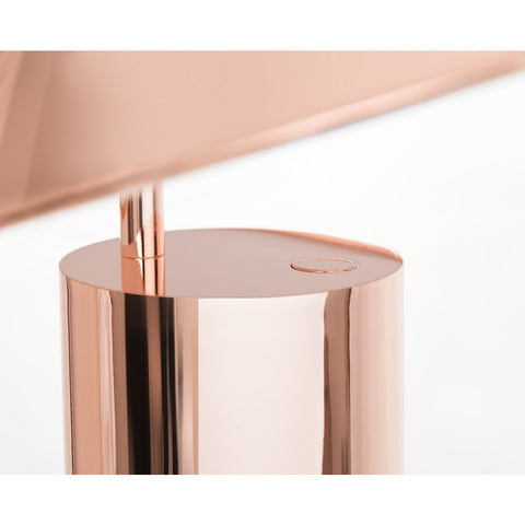Seed Design Damo Table Lamp | Copper SQ-339MDR-CPR