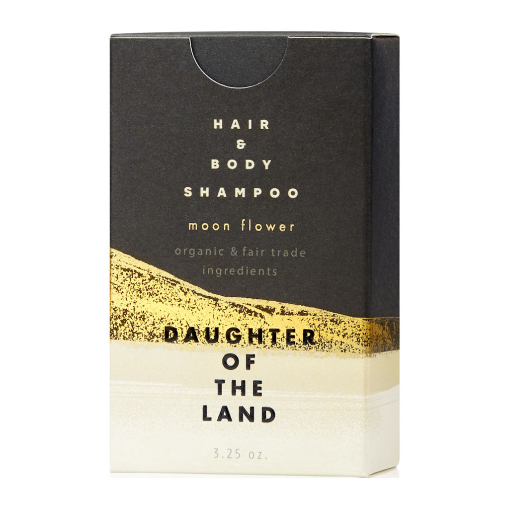 Daughter of the Land Hair and Body Shampoo | Moon Flower