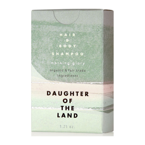 Daughter of the Land Hair and Body Shampoo | Morning Glory