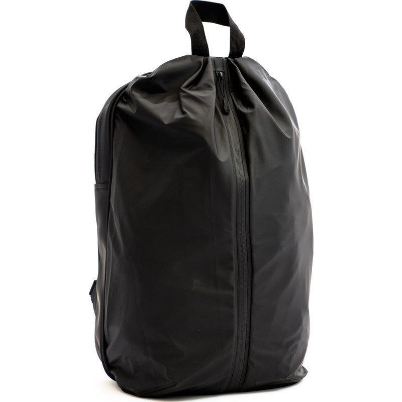 RAINS Waterproof Daypack Backpack | Black