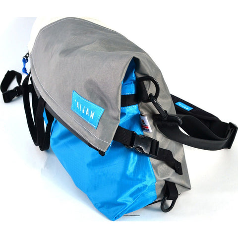 Mafia Day Runner Messenger Bag | Always Gray
