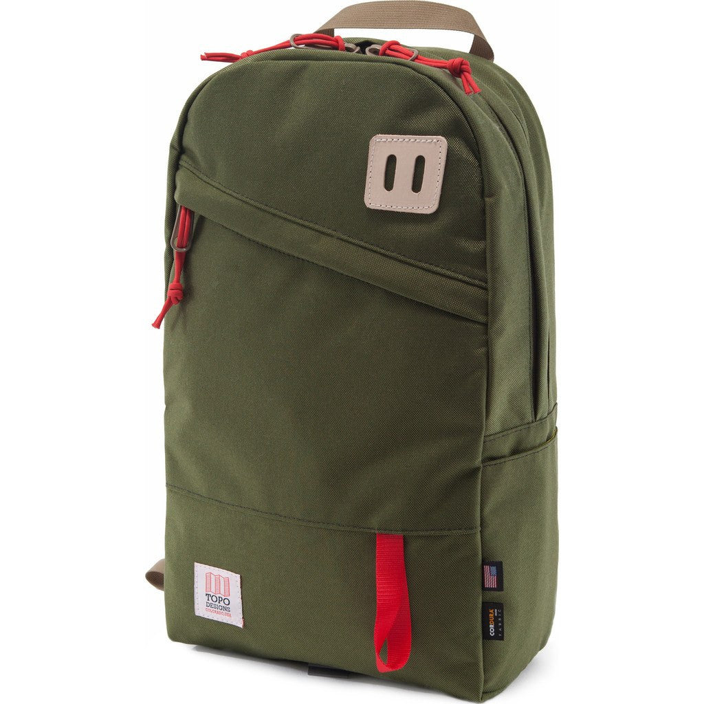 Topo Designs Daypack Backpack | Olive