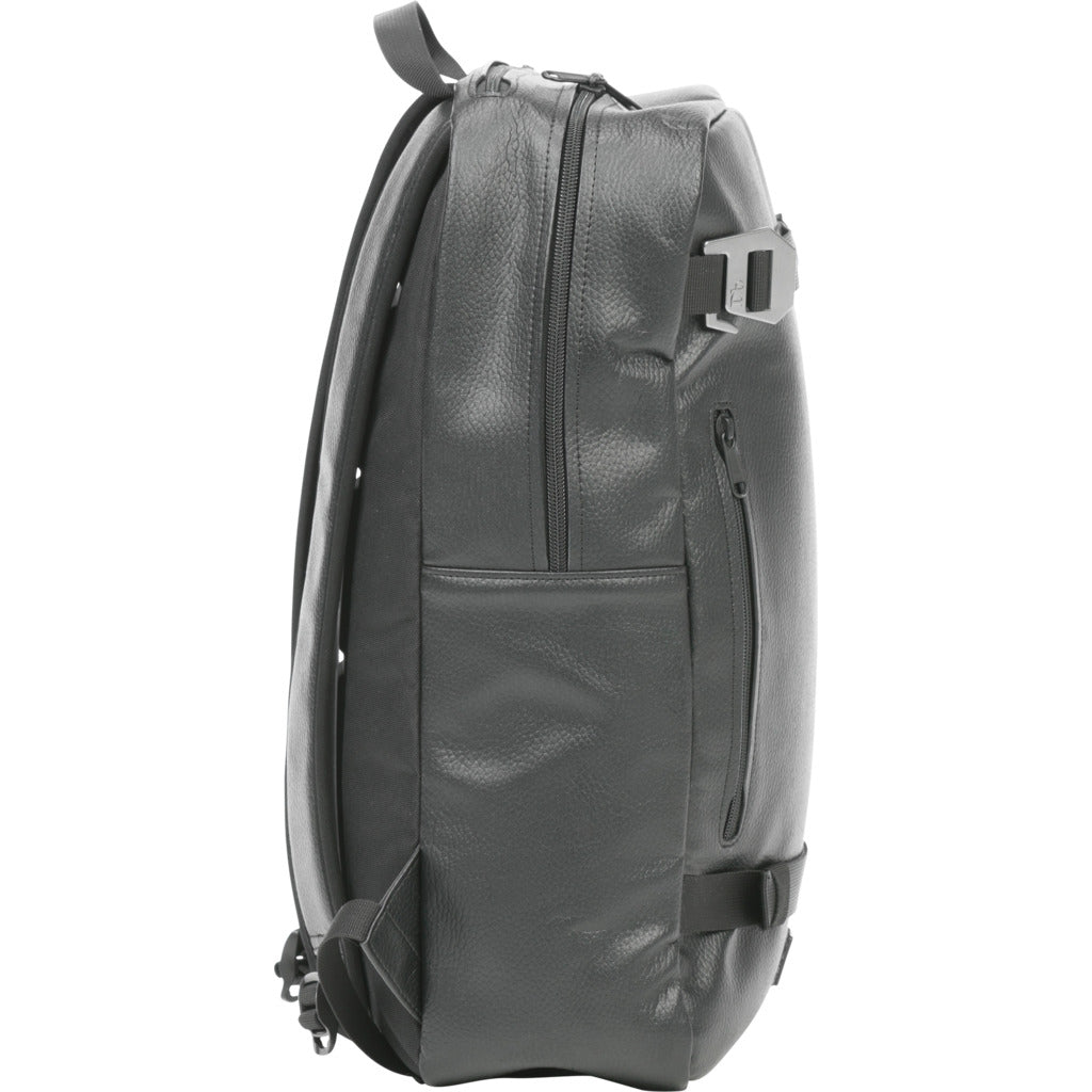 Douche Bags The Scholar Backpack | Black Leather