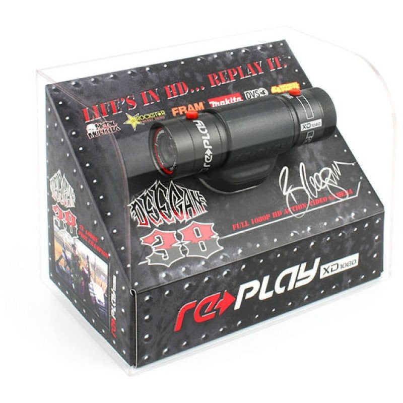 Replay XD 1080 Camera | Brian Deegan Edition
