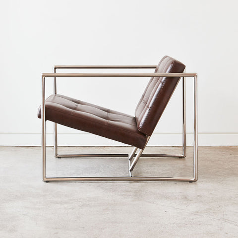 Gus* Modern Delano Chair V2 | Chestnut Brown Leather ECCHDELV-chelea-polsta
