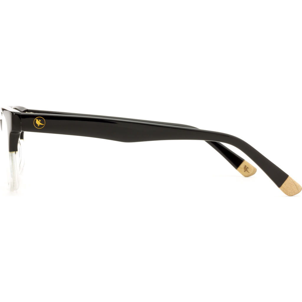 Proof Delta Optical Glasses | Black/Flux/Clear