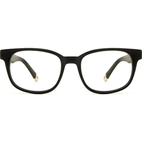 Proof Delta Optical Glasses | Matte Black/Clear