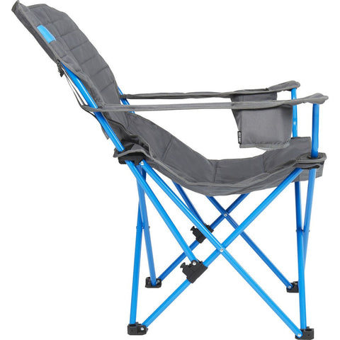 Kelty Deluxe Lounge Chair | Smoke/Paradise Blue 61510216SM