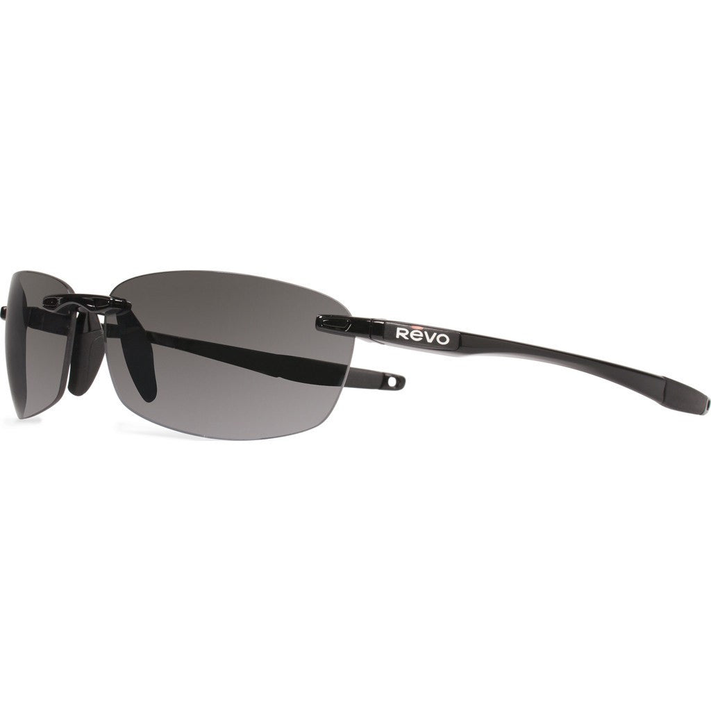 Revo Eyewear Descend E Black Sunglasses | Graphite RE 4060 01 GY