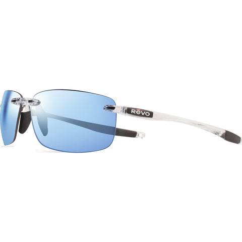 Rēvo Eyewear Descend N Crystal Sunglasses | Blue Water